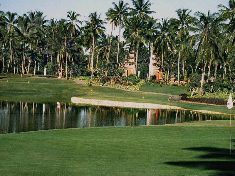 landscape architect hawaii golf course 12th fairway
